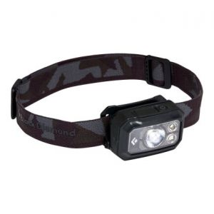 Налобный фонарь Black diamond 620658 Storm 400 (black)
