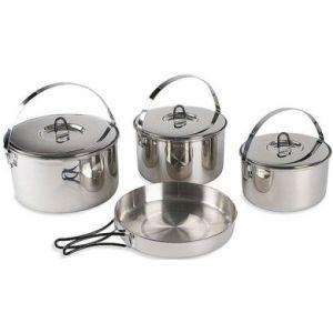 Набор посуды Tatonka Family Cook Set L (4024)