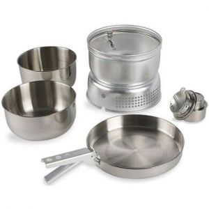 Набор посуды Tatonka Multi Set plus A.Burner (4010)