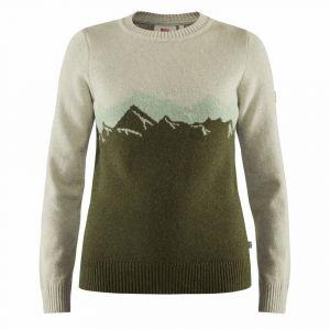 Свитер Fjallraven Greenland Re-Wool View Sweater W (89746)