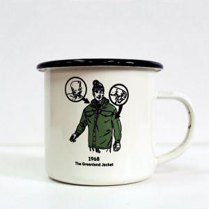 Кружка Fjallraven Heritage Enamel mug