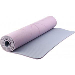 Коврик для йоги Yniz Tpe Mat ( YJ3237-07/pink)