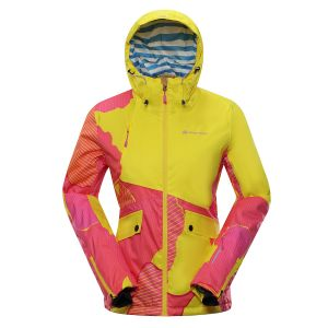 Куртка горнолыжная Alpine pro Makera