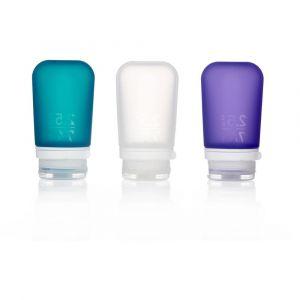 Бутылка Humangear GoToob+ 3-Pack Medium