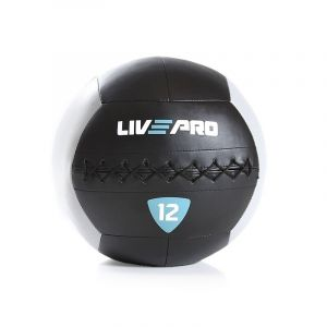 Мяч Livepro Wall Ball LP8100-12 Black/Grey