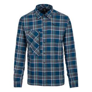 Рубашка Salewa Fanes Flannel 4 PL M L/S SRT (27439)