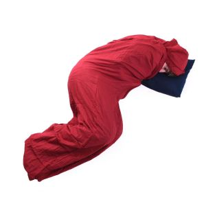 Вкладыш в спальный мешок Trekmates Cotton Liner Hotelier