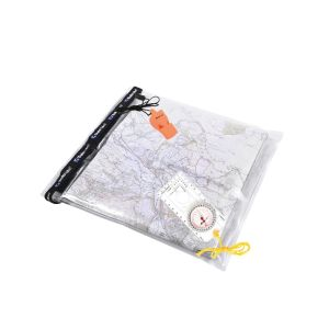 Набор туристический Trekmates Dry Map Case, Compass, Whistle Set