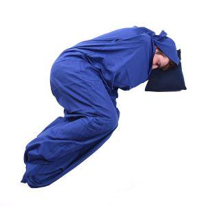 Вкладыш в спальный мешок Trekmates Polycotton Sleeping Bag Liner Hotelier