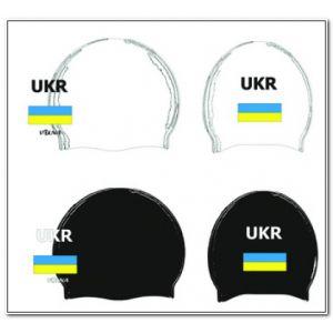 Шапочка для плавания Volna Ukr-Race