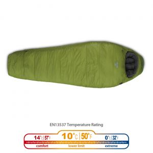 Спальный мешок Pinguin Lite Mummy CCS 185 2020