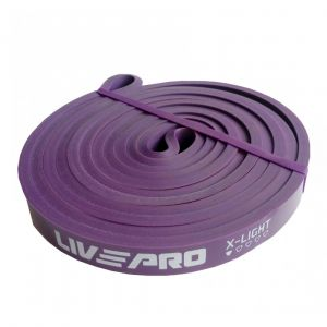 Эспандер Livepro Super Band X-Light LP8410-XL Violet
