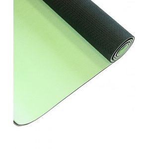 Коврик для йоги Liveup TPE Yoga Mat LS3237-06G Green/Grey