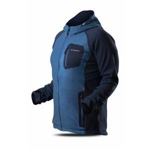 Флисовая куртка худи Trimm Thermic