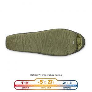 Спальный мешок Pinguin Trekking 205 (2020)
