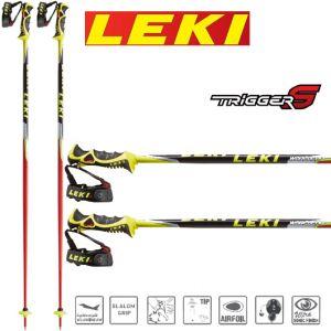Палки горнолыжные Leki WC Racing SL (634 6748)