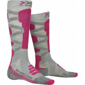 Термоноски лыжные X-socks Ski Silk Merino 4.0 Wmn (XS-SSKMW19W)
