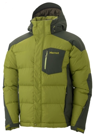 Пуховик Marmot Shadow Jacket — огляд покупця